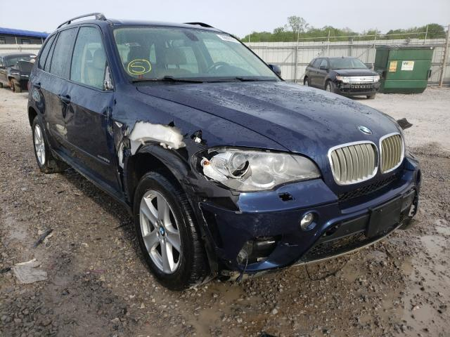 Salvage cars for sale from Copart Hueytown, AL: 2012 BMW X5 XDRIVE3