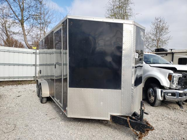 Look salvage cars for sale: 2020 Look Trailer