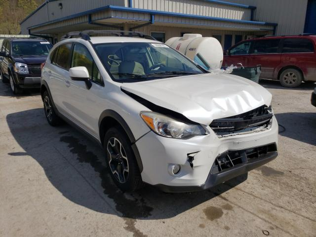 Salvage cars for sale from Copart Ellwood City, PA: 2014 Subaru XV Crosstrek