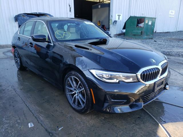 Salvage cars for sale from Copart Windsor, NJ: 2020 BMW 330XI