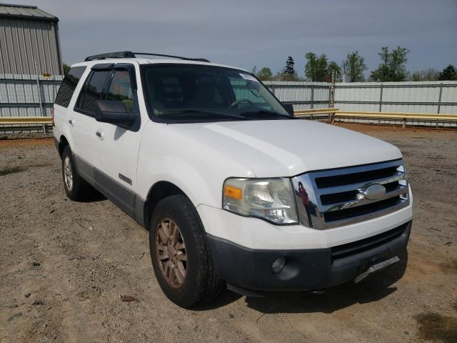 Ford Expedition salvage cars for sale: 2007 Ford Expedition