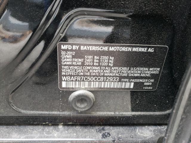 WBAFR7C50CC812933