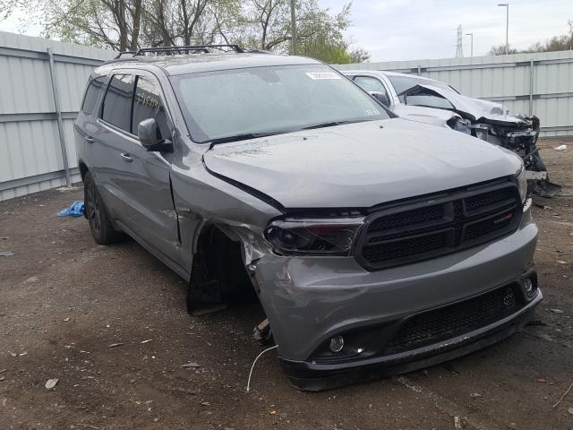 Dodge Vehiculos salvage en venta: 2020 Dodge Durango SX