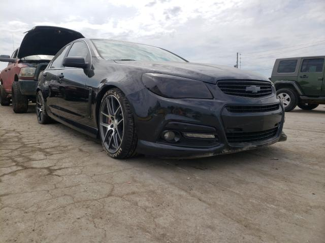 Chevrolet SS salvage cars for sale: 2015 Chevrolet SS