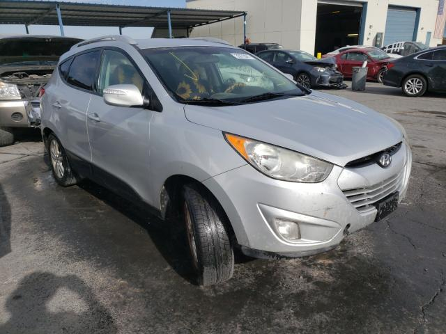 Salvage cars for sale from Copart Anthony, TX: 2013 Hyundai Tucson