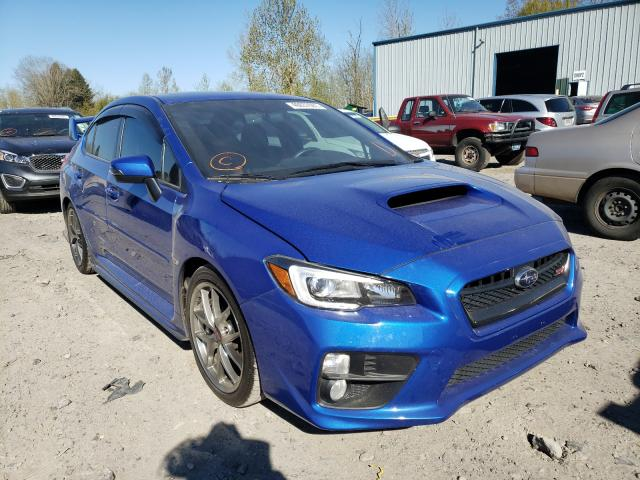 2017 Subaru WRX STI LI for sale in Portland, OR