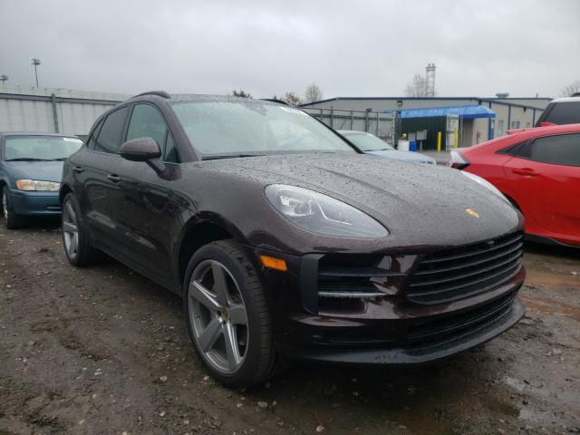 Porsche salvage cars for sale: 2019 Porsche Macan S