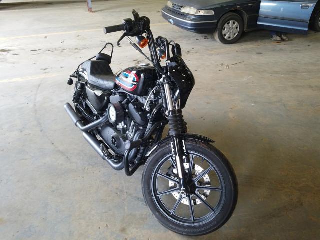 Vehiculos salvage en venta de Copart Mocksville, NC: 2020 Harley-Davidson XL1200 NS