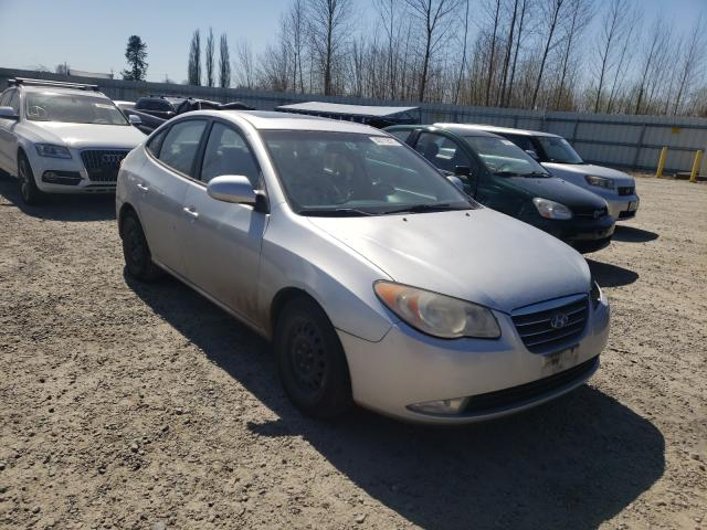 Salvage cars for sale from Copart Arlington, WA: 2008 Hyundai Elantra GL