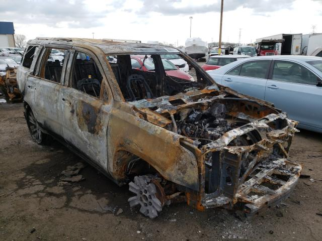 Salvage cars for sale from Copart Woodhaven, MI: 2016 GMC Yukon Dena