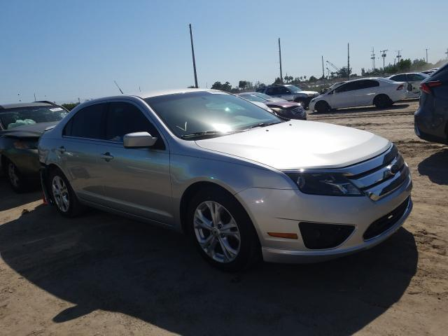 Ford Fusion salvage cars for sale: 2012 Ford Fusion