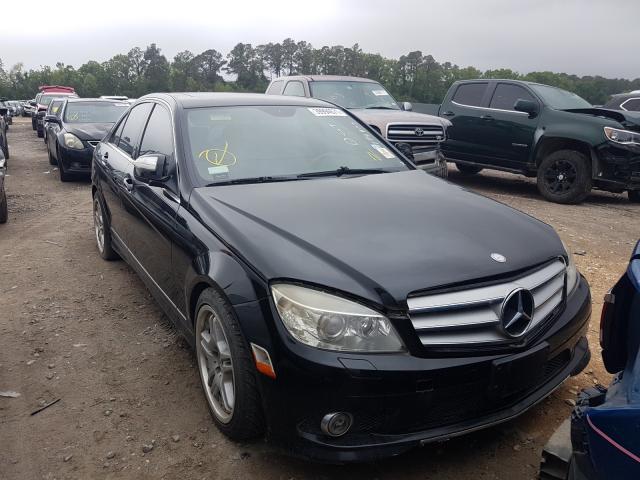 Vehiculos salvage en venta de Copart Houston, TX: 2008 Mercedes-Benz C 350