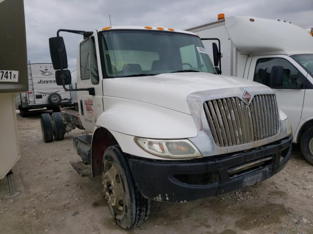 International salvage cars for sale: 2006 International 4000 4300