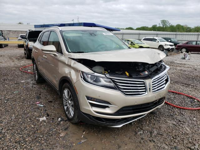 Salvage cars for sale from Copart Hueytown, AL: 2017 Lincoln MKC