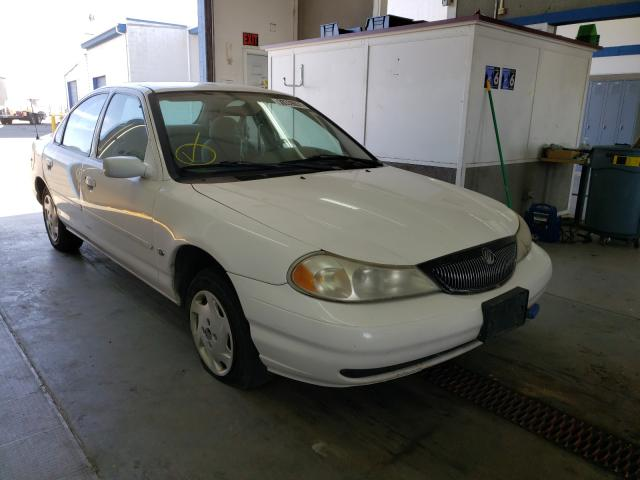 Salvage cars for sale from Copart Pasco, WA: 1999 Mercury Mystique G