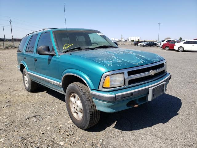 Salvage cars for sale from Copart Pasco, WA: 1995 Chevrolet Blazer