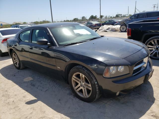 Salvage cars for sale from Copart West Palm Beach, FL: 2006 Dodge Charger SE
