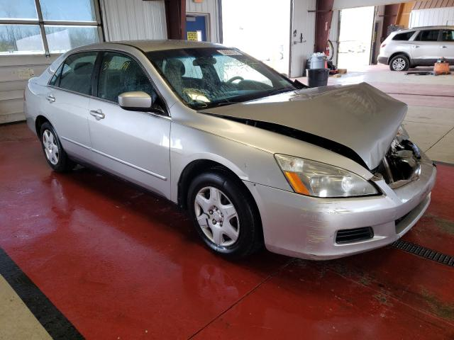 Salvage cars for sale from Copart Angola, NY: 2007 Honda Accord LX