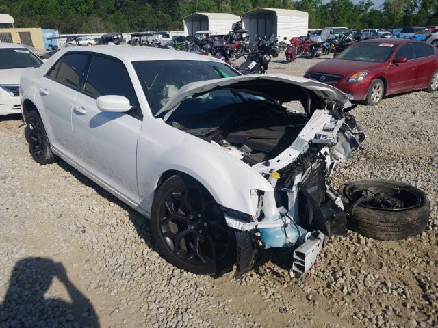 Salvage cars for sale from Copart Ellenwood, GA: 2019 Chrysler 300 S