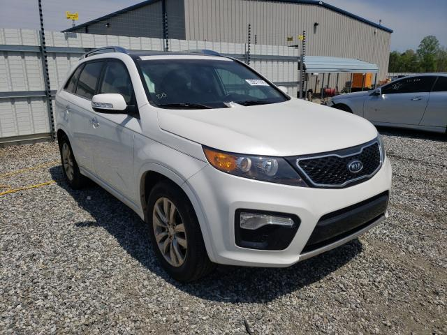 2013 KIA Sorento SX for sale in Spartanburg, SC