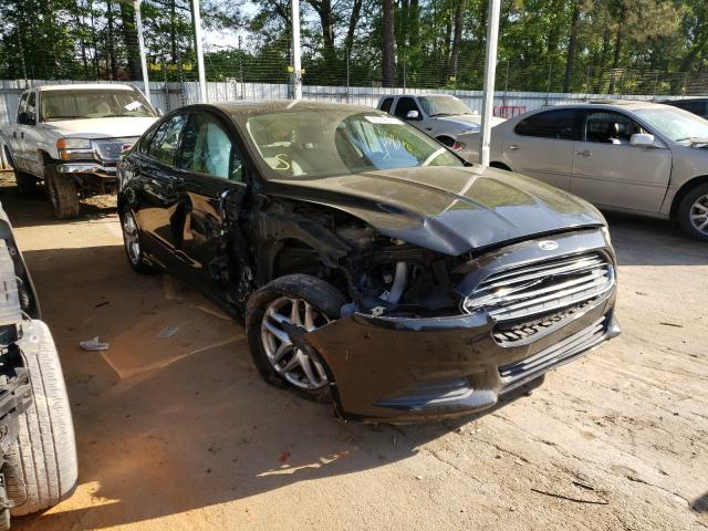 Salvage cars for sale from Copart Austell, GA: 2013 Ford Fusion SE