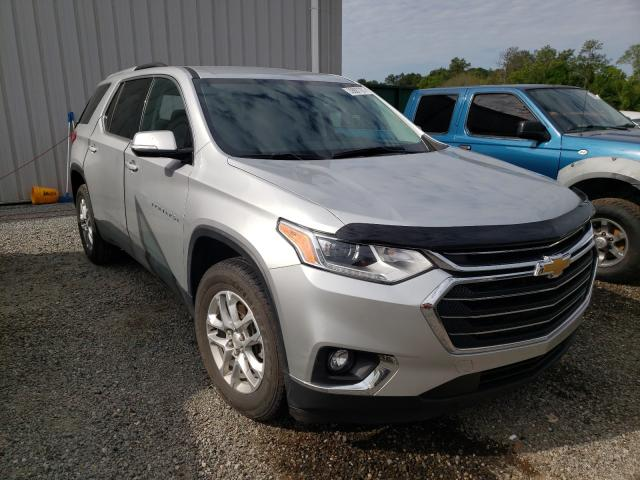 Salvage cars for sale from Copart Jacksonville, FL: 2018 Chevrolet Traverse L