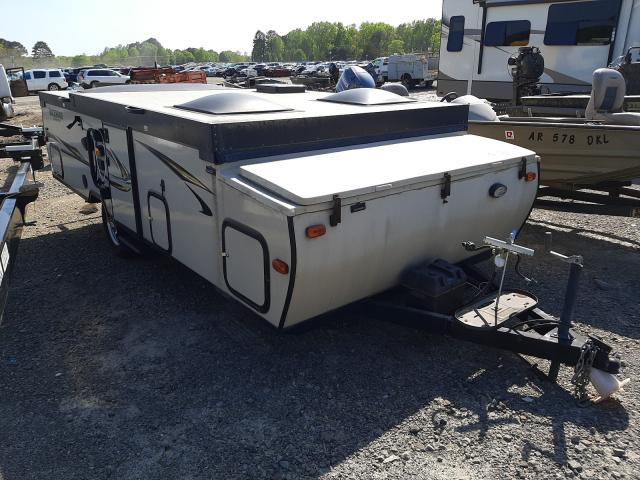 Rockwood salvage cars for sale: 2014 Rockwood Trailer