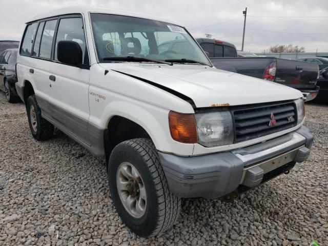 Salvage cars for sale from Copart Magna, UT: 1995 Mitsubishi Montero LS