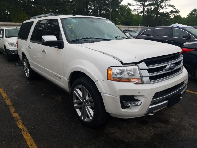 Salvage 2017 FORD EXPEDITION - Small image. Lot 39955991