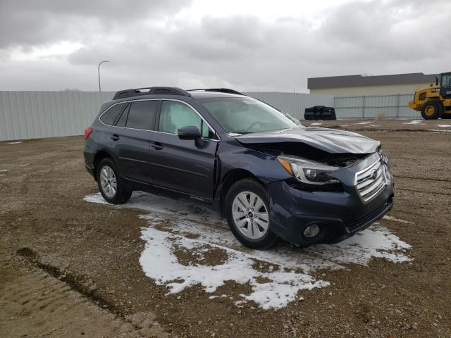 Salvage cars for sale from Copart Bismarck, ND: 2016 Subaru Outback 2
