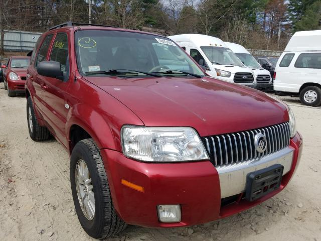 Mercury salvage cars for sale: 2005 Mercury Mariner