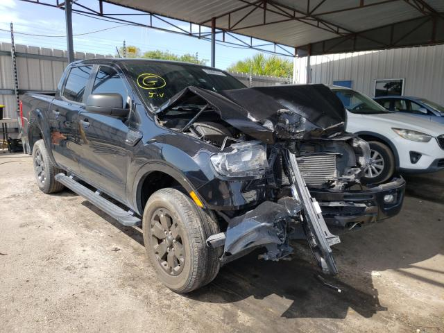 Salvage cars for sale from Copart Orlando, FL: 2019 Ford Ranger SUP