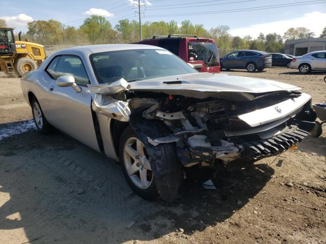 Salvage cars for sale from Copart Waldorf, MD: 2010 Dodge Challenger