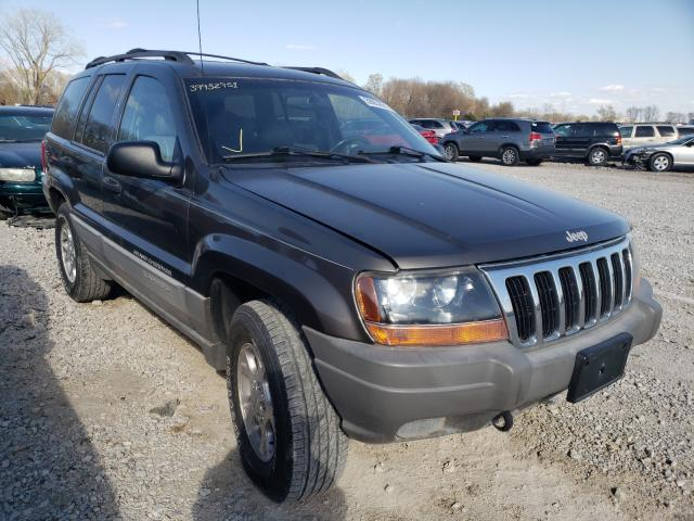 Jeep salvage cars for sale: 1999 Jeep Grand Cherokee