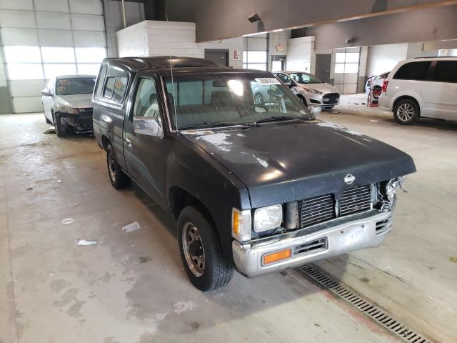 Salvage cars for sale from Copart Sandston, VA: 1995 Nissan Truck E/XE