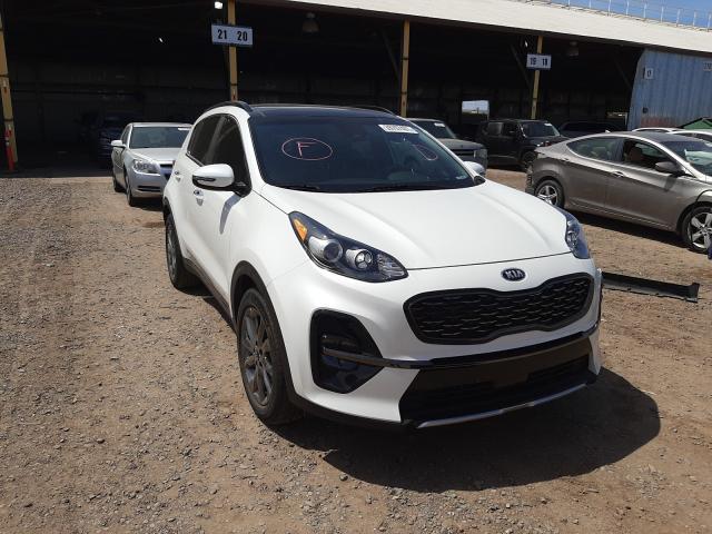 2020 KIA Sportage S en venta en Phoenix, AZ