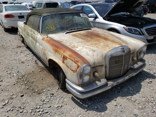 1966 Mercedes-Benz 220 SE for sale in Haslet, TX