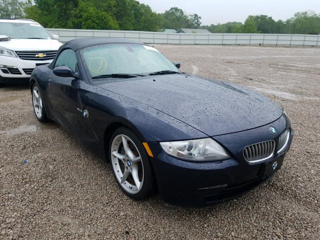 Salvage cars for sale from Copart Eight Mile, AL: 2007 BMW Z4 3.0SI