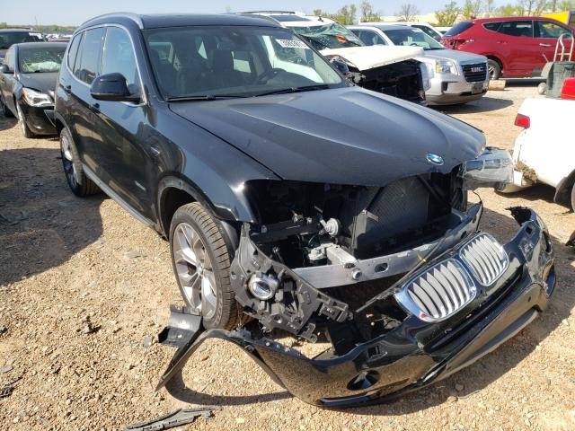 2017 BMW X3 XDRIVE2 for sale in Bridgeton, MO
