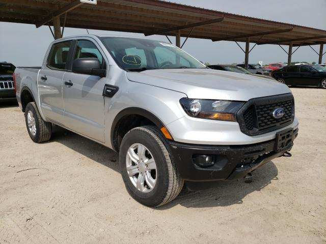 Salvage cars for sale from Copart Temple, TX: 2019 Ford Ranger SUP
