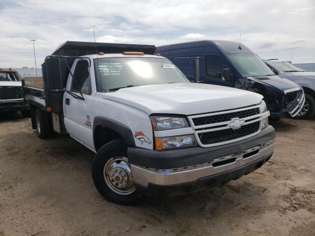 Salvage cars for sale from Copart Brighton, CO: 2006 Chevrolet Silverado