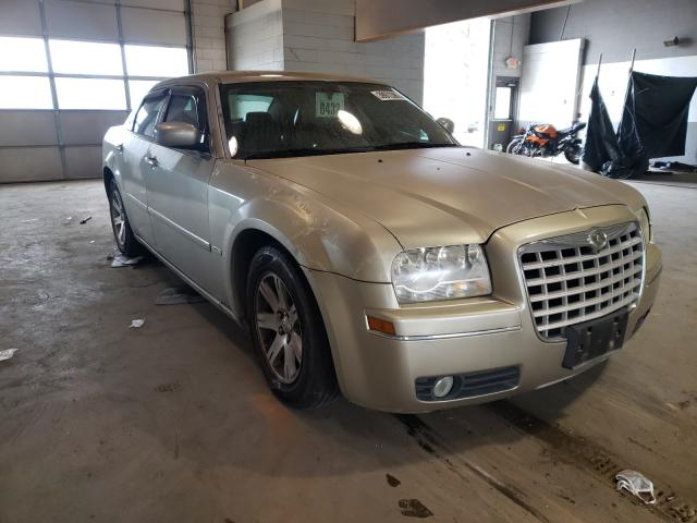 Salvage cars for sale from Copart Sandston, VA: 2006 Chrysler 300 Touring