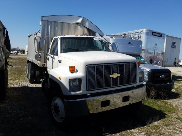 Salvage cars for sale from Copart Cicero, IN: 1991 Chevrolet Kodiak