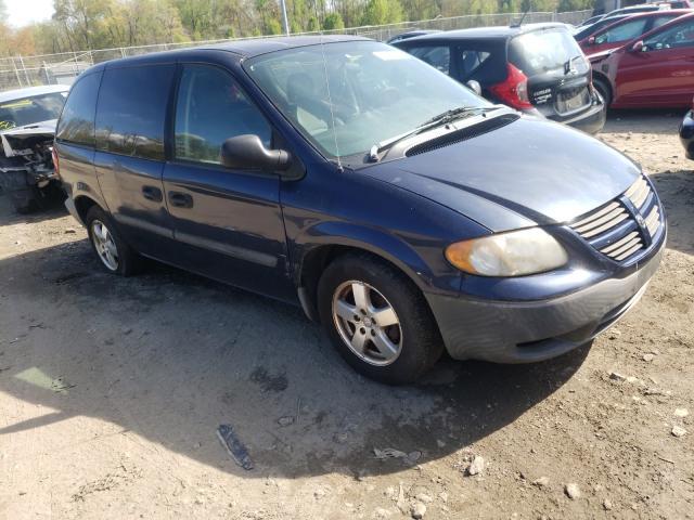 Dodge salvage cars for sale: 2006 Dodge Caravan SE