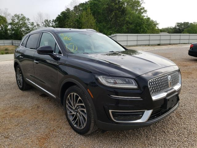 Lincoln salvage cars for sale: 2020 Lincoln Nautilus R