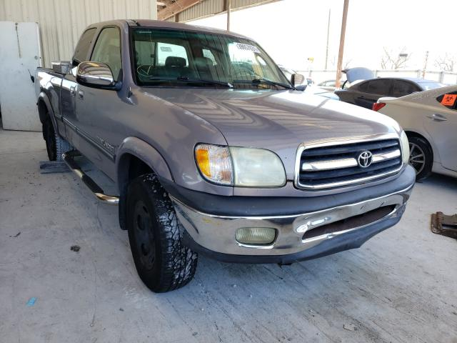 Salvage cars for sale from Copart Homestead, FL: 2001 Toyota Tundra ACC