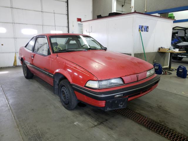 Salvage cars for sale from Copart Pasco, WA: 1990 Pontiac Sunbird