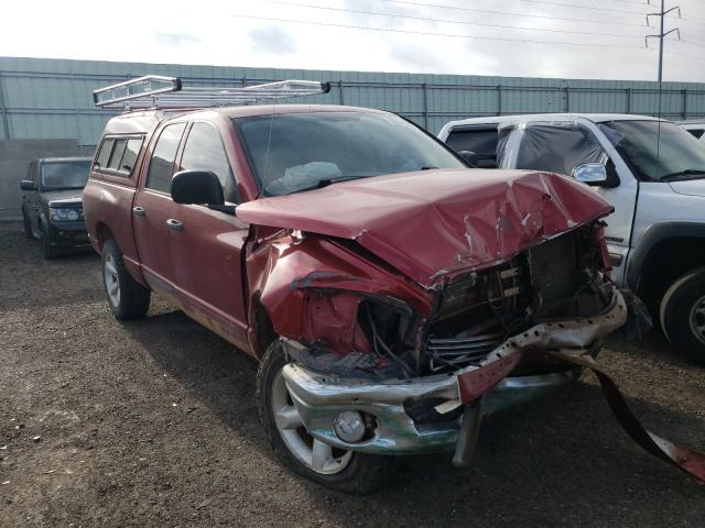 Salvage cars for sale from Copart Albuquerque, NM: 2007 Dodge RAM 1500 S