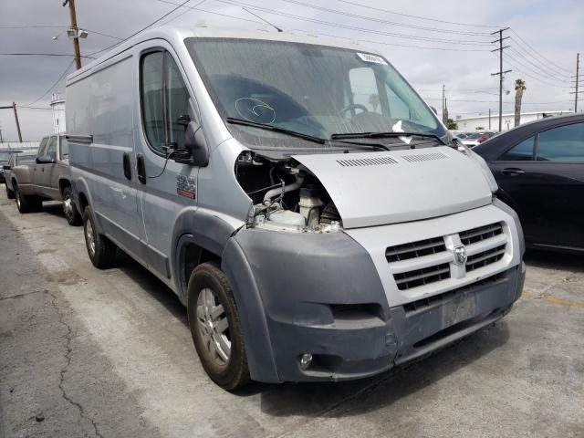 Salvage cars for sale from Copart Wilmington, CA: 2014 Dodge RAM Promaster