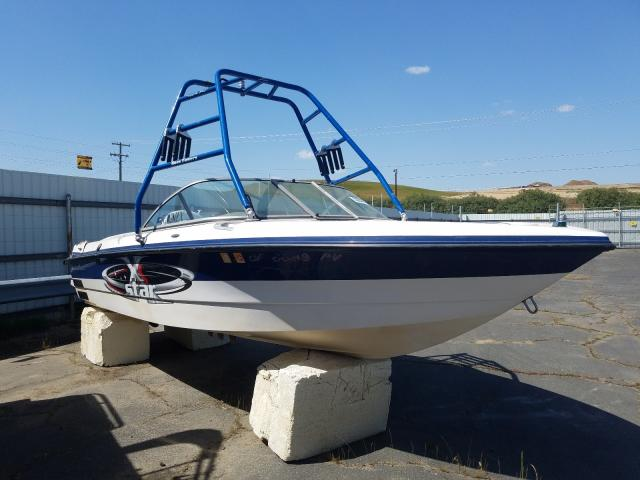 Mastercraft salvage cars for sale: 2001 Mastercraft Craft Boat